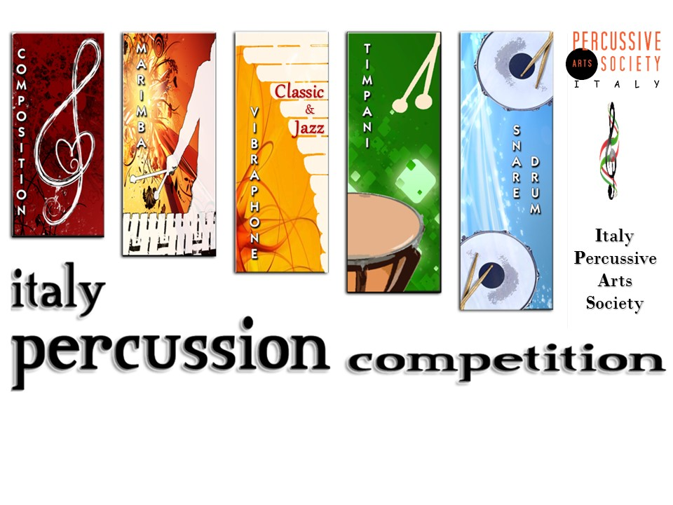 Italy Percussion Competition