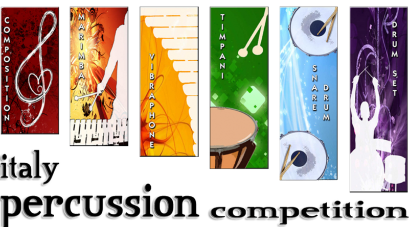 Information Italy Percussion Competition 2017